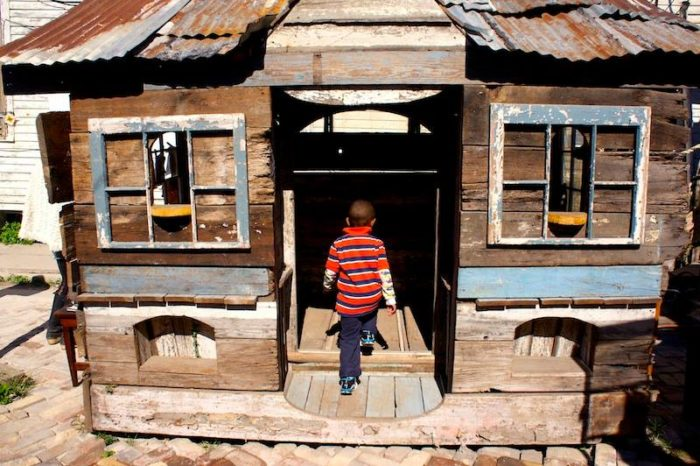 The success of these installations encouraged them to create a new permanent location for these music box houses, and the brand new Music Box Village was born.