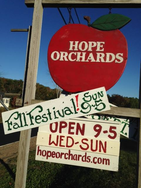 5. Hope Orchards, Hope