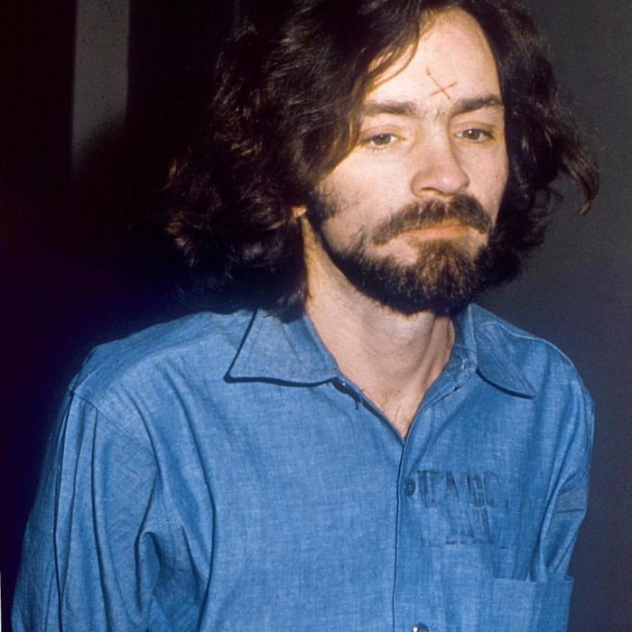 """Charles Manson was convicted of the murders, along with three of four """"family members."""""""