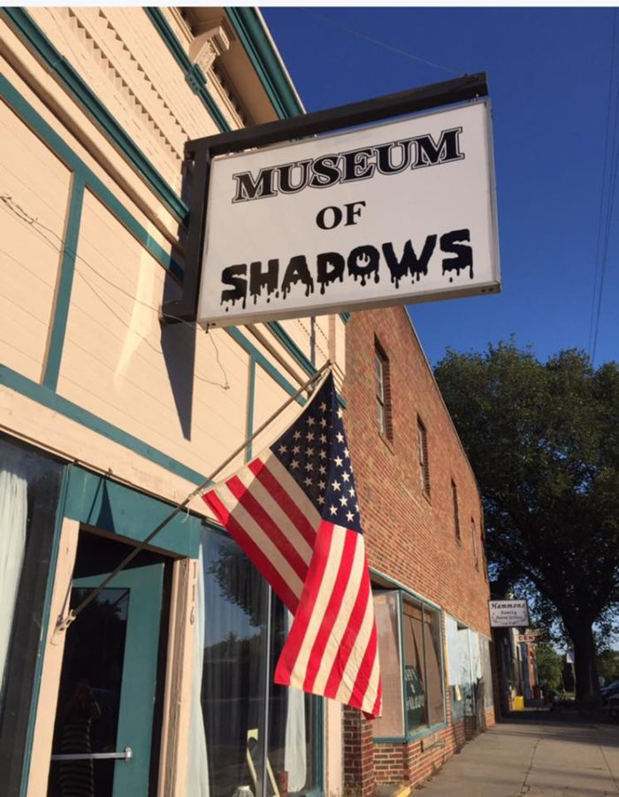 The new Museum of Shadows is dedicated to all of the things that exist in the shadows...cursed items, haunted objects, and paranormal artifacts of all descriptions.