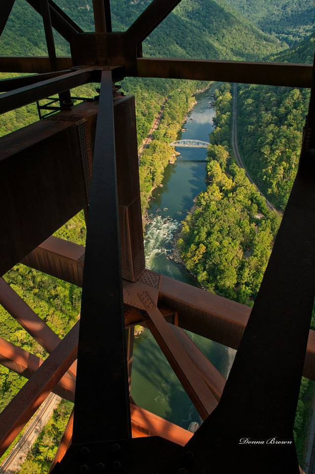 You'll get to see a whole new view of the gorge.