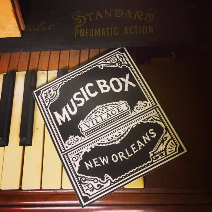 The music box as a project began in 2010, when a group of artists wondered what could happen if you tried to turn abandoned and salvaged homes....
