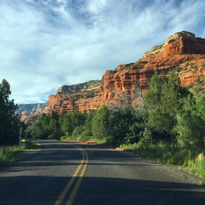 A drive down the road from Sedona takes you to the resort, which is otherwise hidden away from plain view.