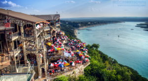 This Restaurant In Austin Is Located In The Most Unforgettable Setting