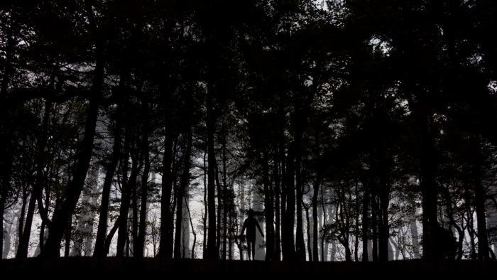 2. We've got a haunted campground - the screams may keep you up all night.
