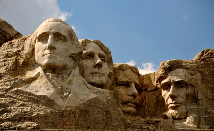 9. And, of course, Mount Rushmore, fascinating thousands of people every year.