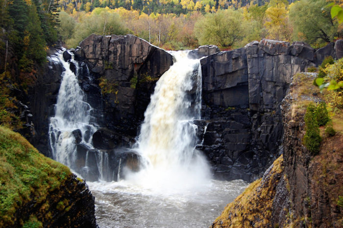 3. High Falls Trail at Grand Portage State Park - 1 mile