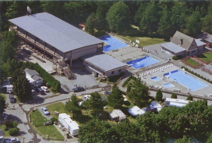 3. Strawberry Park Resort Campground