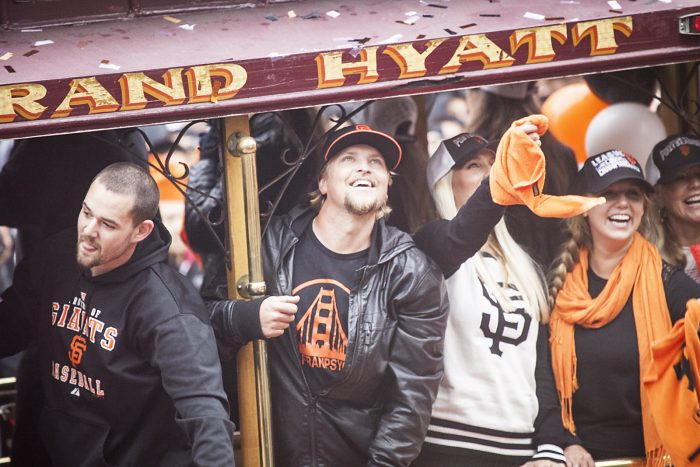 1. Root for the San Francisco Giants