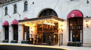 You'll Never Want To Check Out Of This Unique Hotel in Illinois