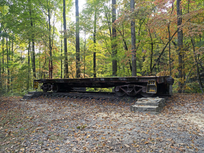 Tunnel Park has much more to do and see than just the incomplete rail tunnel from the 1800s.