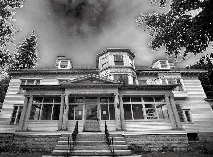6. Houghton Mansion, North Adams