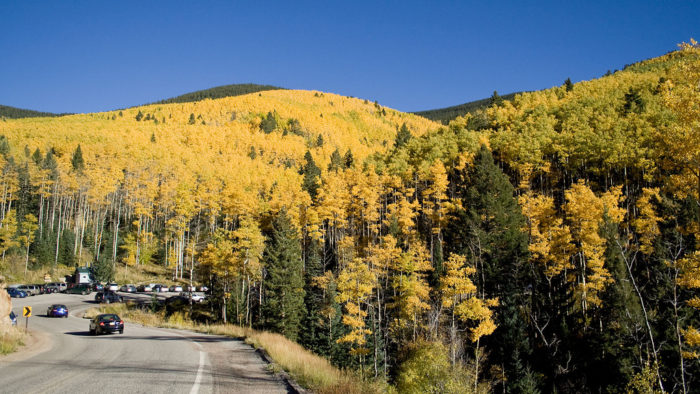 9. Santa Fe National Forest Scenic Byway