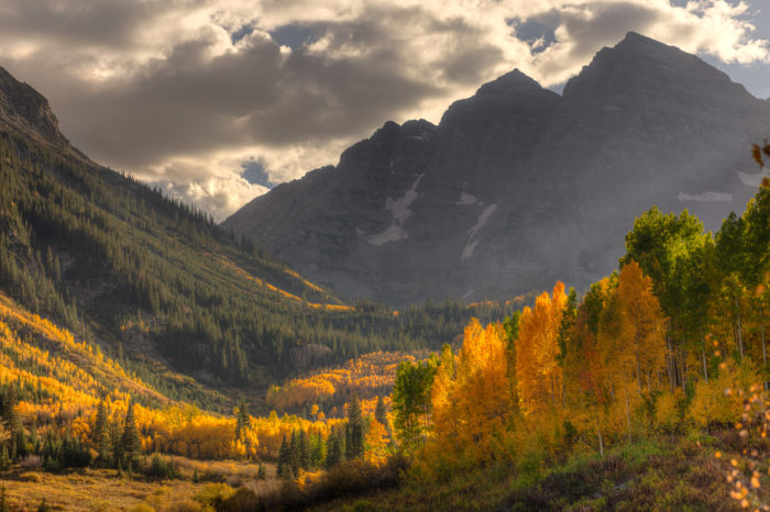 The most popular time of year to visit Maroon Bells-Snowmass is during the summer and fall.
