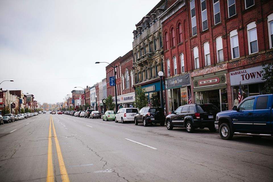 Visit This Charming Michigan Town For A Fun Fall Day Trip