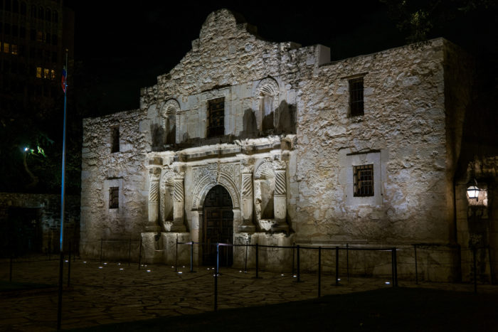 3. The Alamo (San Antonio)