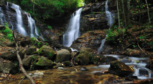 6 Little Known Waterfalls In North Carolina Hiding In The Smoky Mountains