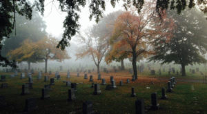 The Stories Behind This Kansas Cemetery Will Chill You To The Bone