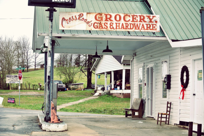 There is loads of historic wonderment at every turn in Ellijay.