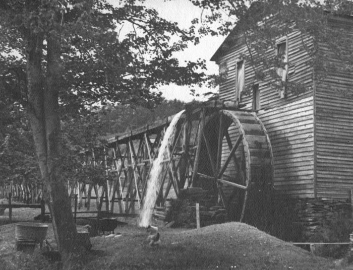 Or visiting the famed The Cox Water Mill, which has been operating for more than 75 years.