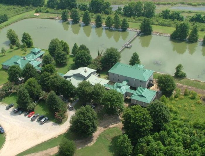 Located just 30 minutes northwest from historic Vicksburg, you'll find 9,000 acres of oxbow lakes and forests, otherwise known as Tara Wildlife.