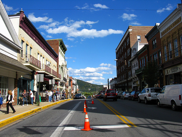 Or, simply explore the quaint downtown Bedford on your own. You'll quickly discover how much there is to do.