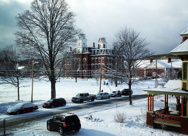 Vermont is pretty cold year-round, with the 6th coldest winters and the 8th coldest summers in the country. According to U.S. Climate Data, the coldest month in Vermont is usually January, and the average low temperature is a frosty 10 degrees.