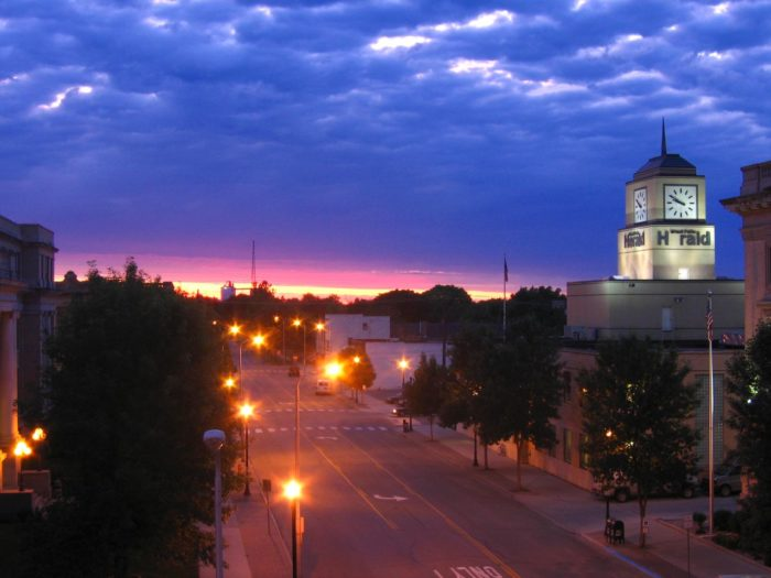 1. North Dakota has been voted the safest state multiple years in a row.