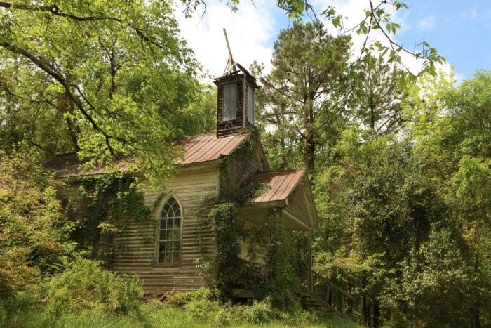 5. St. Simons Episcopal Church