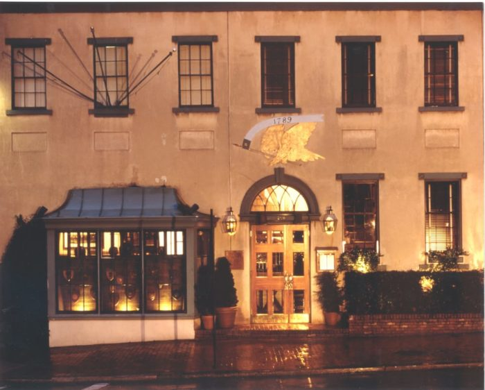 5. 1789 Restaurant - 1226 36th St NW