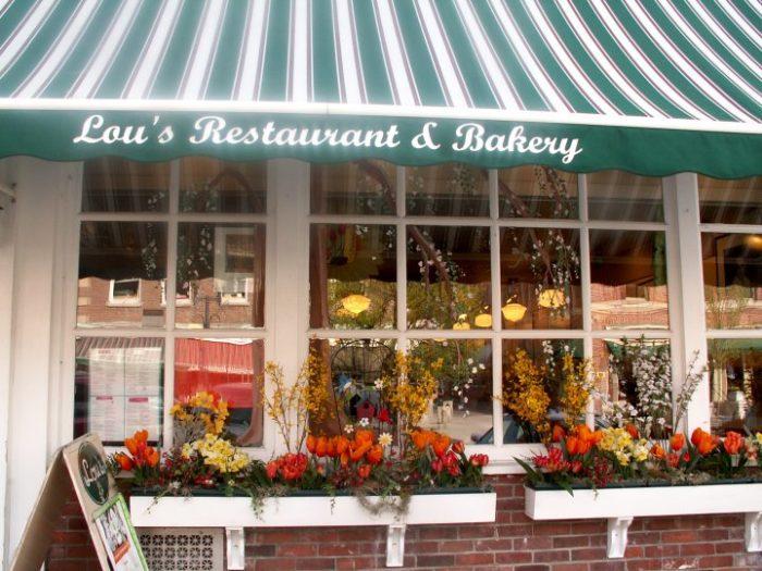 5. Lou's Restaurant and Bakery, Hanover