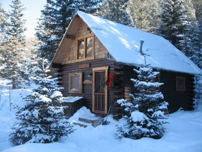 7. Pioneer Guest Cabins (Crested Butte)