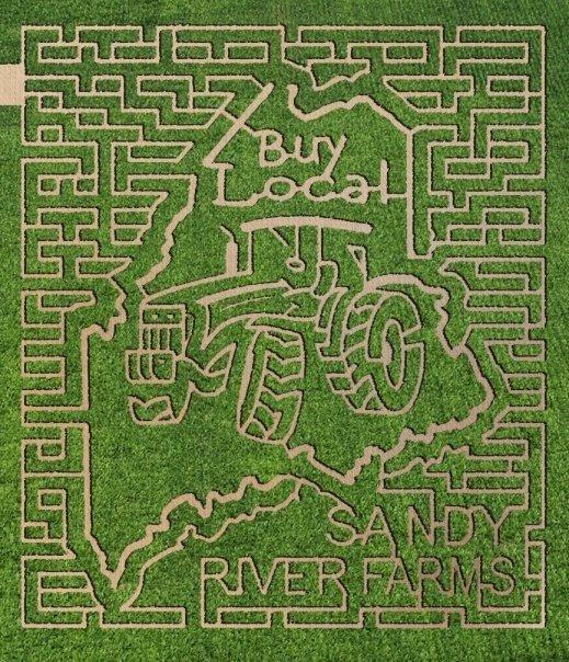 4. Sandy River Farms, Farmington