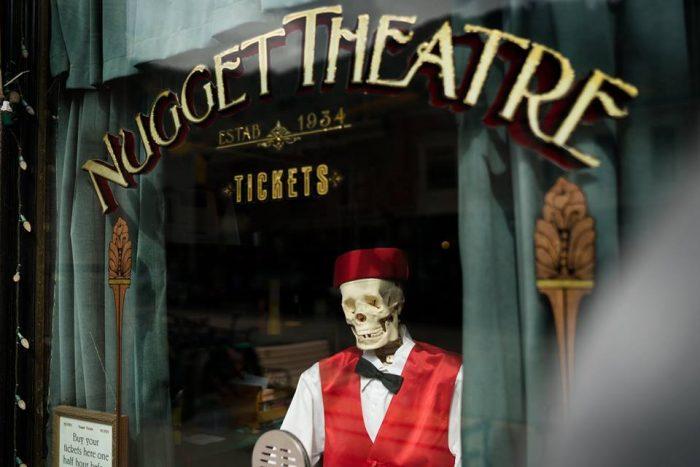 Friday, Saturday, & Sunday, October 14th-16th: Telluride Horror Show