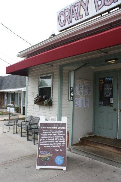 1. Crazy Burger Cafe & Juice Bar, Narragansett