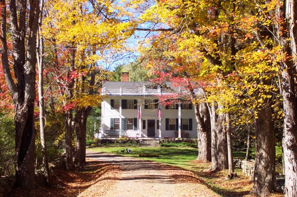 The Inn at Weathersfield is located at 1342 VT Route 106, Perkinsville