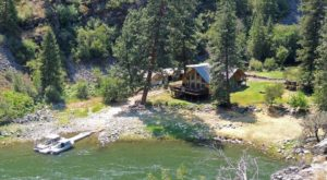 This Hidden Resort In Idaho Is The Perfect Place To Get Away From It All