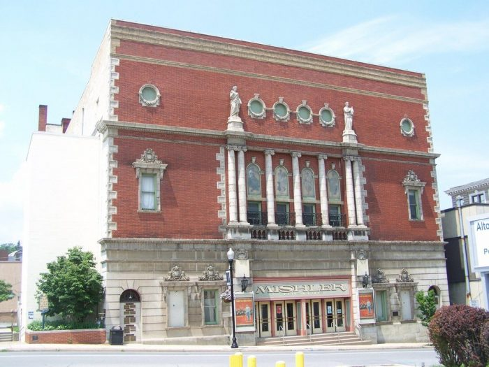 2. Mishler Theater – Altoona