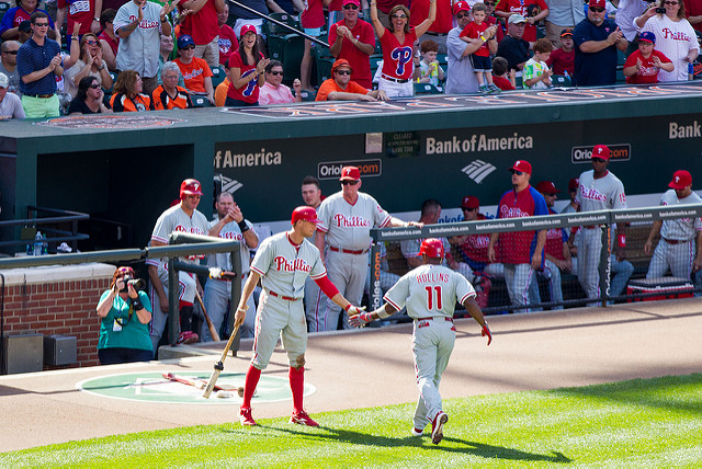 2. The Phillies or…