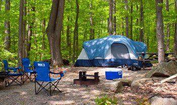 2. Kentuck Campground – Dunbar