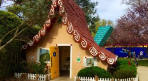 This Whimsical Playground In Northern California Is Straight Out Of A Storybook