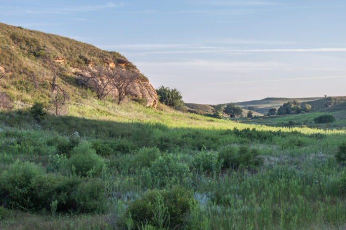 When hiking the stunning 4.4-mile trail, you can expect to find a series of distinct landscapes, including that of the rolling plains...