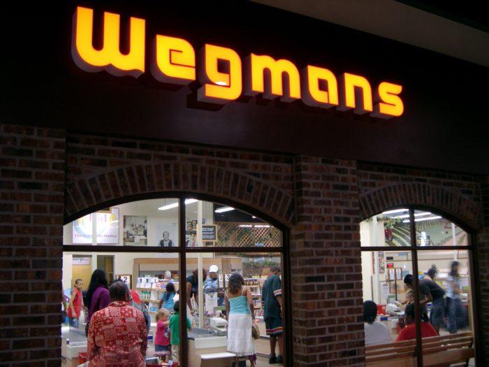 4. Wegman's and Whole Foods