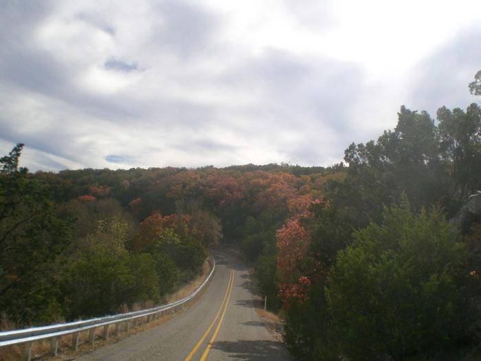2. Old Leakey Road