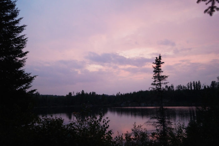Of course, there are lakes too. Over 1,100 of Minnesota's 10,000 lakes lie within the Boundary Waters Wilderness Area. Being on the western edge of the area, Ely provides access to more than a few of them.