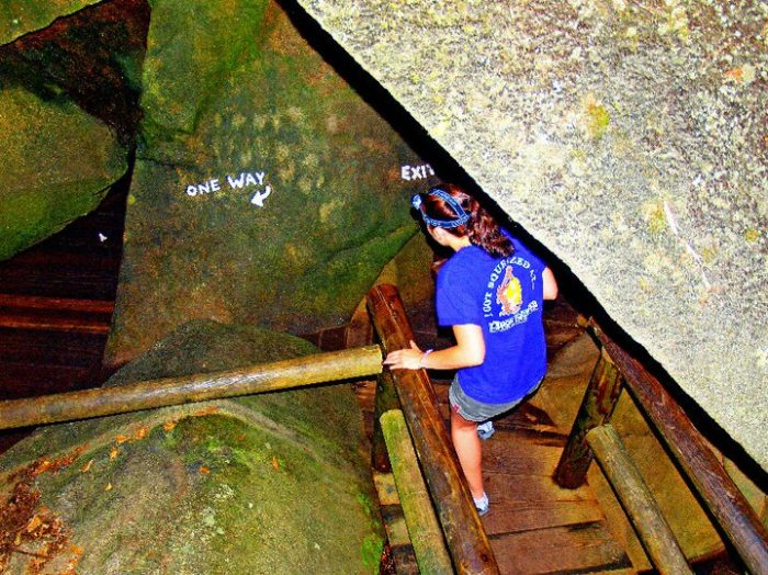 However, the night tours are truly thrilling. Slipping through New Hampshire caves in the dark is an experience that only the most adventurous New Hampshirites have had.