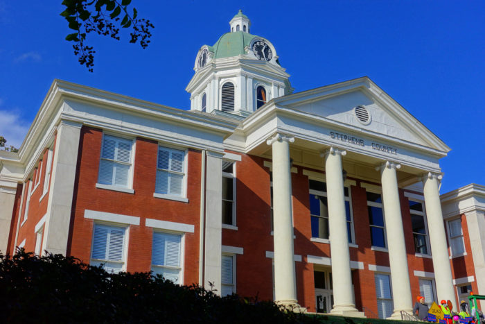 You can even tour the beautifully renovated courthouse, and learn all about the history that surrounds this town.