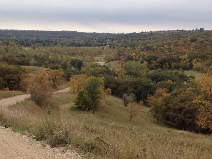 3. Sheyenne River Valley National Scenic Byway