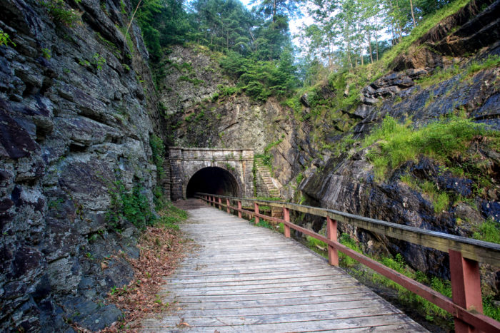 5. Paw Paw Tunnel