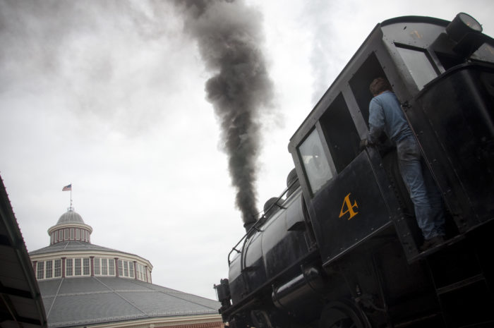 This enchanting train ride will depart promptly on Saturday at 11:30am & 2pm, and on Sunday at 1pm.